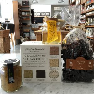 Crackers & Accompaniments for Cheese & Charcuterie