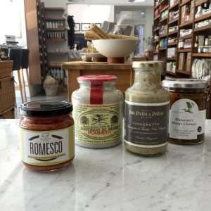 Mustards, Sauces, Chutneys & Marinades