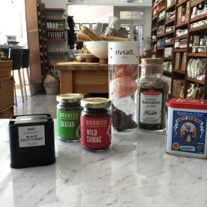 Salts, Peppers, Spices & Herbs