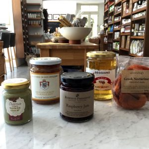 Honeys, Jams, Marmalades & Dried Fruits
